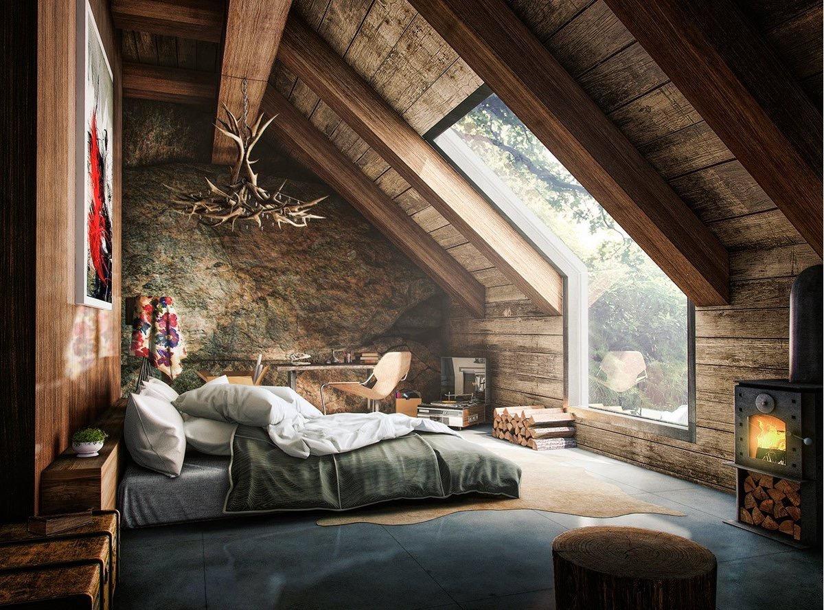 有天窗的屋子